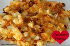 Grandma's Potatoes