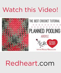 Crochet Planned Pooling Tutorial with Marly Bird
