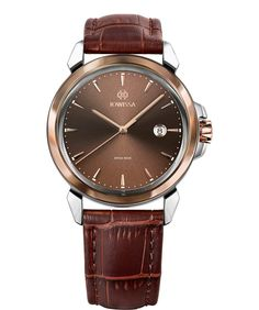 Jowissa produces high-quality, distinctive men's watches with a streamlined design, premium materials and dazzling reflections. Find your stylish accessories for any occasion. All Swiss Made. Swiss Made Watches, Watch Case, Stainless Steel Case, Watches For Men, Brown Leather, Rose Gold, Switzerland, Meet, Glass