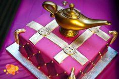 Arabian Nights: Genie in a bottle | CatchMyParty.com