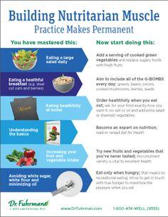 Building Nutritarian Muscle