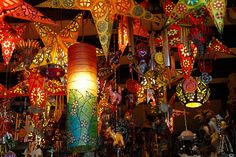 Lantern shop  Sharm El Sheikh lantern shop  Photo by: Radish4