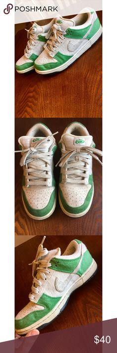 new product ee4c8 a9a0a Women s Nike 6.0 s I purchased these gems while working at Glik s. Only wore