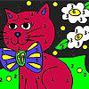Coloração de gravata borboleta buceta - http://www.jogarjogosonlinegratis.com.br/jogos-de-customizar/coloracao-de-gravata-borboleta-buceta/