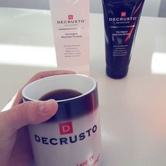 Have you had your coffee today? Wishing you all an amazing day! Wednesday Coffee, Coffee Today, Black Peel Off Mask, Black Mask, Skincare, Photo And Video, The Originals, Amazing, Tableware