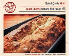 This Cream Cheese Banana Bread is the best you'll ever have!