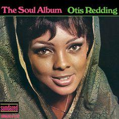 Otis Redding - The Soul Album on LP