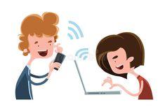 Copii și lumea digitală