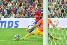 14/15; 4. Spieltag; FC Basel 1893; FC Zürich; Super League; Vereine; Yoichiro Kakitani 2014_08_09_fcb_fcz_0033_sg.jpg
