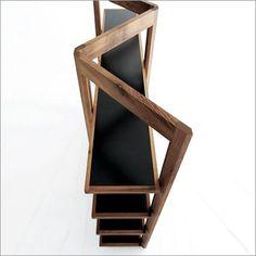 librero geometrico
