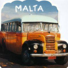 Malta Bus, Busses, Commercial Vehicle, Public Transport, Maltese, Vehicles, Car, Vehicle, Tools