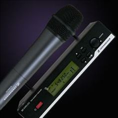 HelloMusic: Sennheiser Wireless Microphone XSW65-A Vocal System (A-Band) http://www.hellomusic.com/items/xsw65-a-vocal-system-a-band