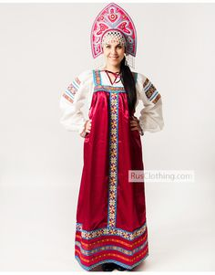 18 Best Russian dance costumes images in 2018 | Dance costumes