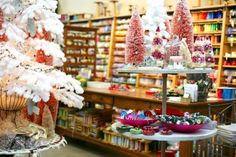 Tinsel Trading Company love, love this place. I was there for hours.