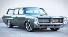 BaT Exclusive: 1964 Pontiac Catalina Safari Hot Rod — links to an excellent video...