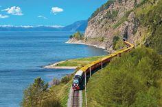 Gigantes do Mundo: Transiberiana, a ferrovia mais longa do mundo