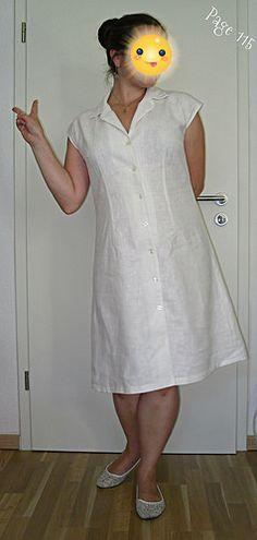 Pattern by MariaDenmark: Edith Dress