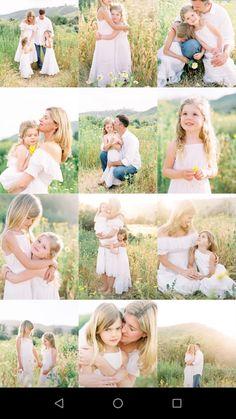 Family Pictures, Shots Ideas, Colors