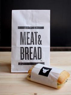 Meat Bread / Glasfurd Walker | Design Graphique