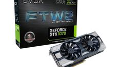 """Amazing: especially play game"" EVGA GeForce GTX 1070 FTW2 GAMING iCX Gr..."