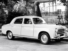 Peugeot 403 (1955 – 1966).