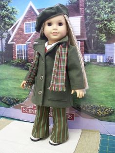 1970's 7 piece outfit made for American Girl Doll Julie by Keepersdollyduds  | Flickr