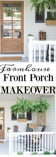 Front Porch Ideas: S