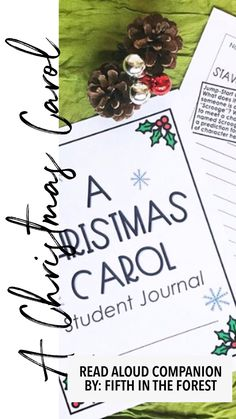 This read aloud companion goes along with Charles Dickens' classic story, A Christmas Carol. Enhance your students' comprehension of the novel by asking relevan 8th Grade Ela, 5th Grade Reading, Fifth Grade, Elementary Teacher, Upper Elementary, Best Christmas Pageant Ever, Teaching Reading, Learning, Cute Stories
