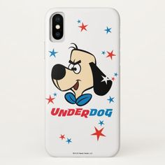 Underdog | Determined Expression Close-Up iPhone X Case  puppy dog treats, puppy stuff accessories, great dane puppy #husky #dogmania #catmania, back to school, aesthetic wallpaper, y2k fashion
