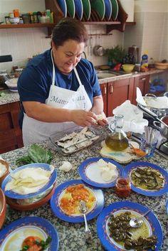 Mamma Agata Cooking School Ravello Cooking Courses in Ravello Amalfi Coast Campania - Amalfi Coast Italy Travel and Leisure