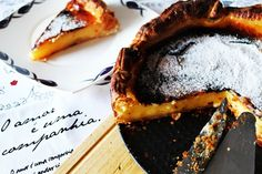 Portuguese Food: Recipe for Tarte de Pastel de Nata