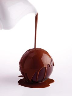 A cherry dipped in chocolate covered yumz! Chocolate Dreams, Chocolate Delight, Death By Chocolate, I Love Chocolate, Chocolate Heaven, Chocolate Art, Chocolate Shop, Chocolate Coffee, Chocolate Lovers