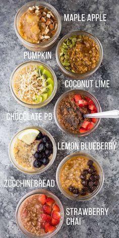 7 healthy steel cut oats recipes!