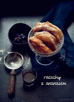 White Plate: #Racuchy z ananasem
