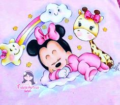 Minnie Baby, Disney Clipart, Belly Painting, Shark Party, Disney Cosplay, Elsa Frozen, Giraffe, Coloring Pages, Safari