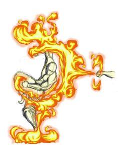 Firebending Separate by moptop4000.deviantart.com on @DeviantArt