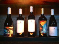 Chappellet Winery-Napa!