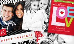 14 best groupon images on pinterest family activity holidays groupon 40 75 or 110 personalized holiday photo cards from invitationbox up m4hsunfo