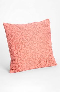 nordstrom at home overlay pillow cover
