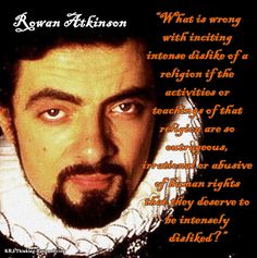 #RowanAtkinson #Blackadder #JohnnyEnglish