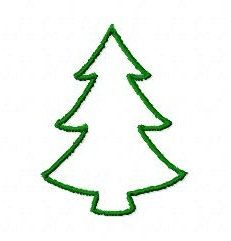 Best Photos Of Christmas Tree Outline Drawing Christmas Tree  - Christmas Tree Outlines