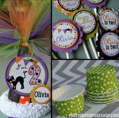 pumpkin 1st birthday mini banner halloween birthday party decorations little pumpkin pumpkin 1st birthdays pumpkins and halloween - Halloween Birthday Party Decorations