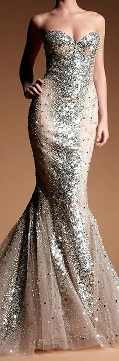 Zuhair Murad robe mermaid