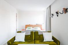 Magdas Hotel in Vienna • Design Father
