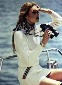 Best Italy Fashion Summer Fendi's designers always work to think of a trendy design which goes with the newest fashion The French are about the fashion Fendi fashion combines reasonable rates and fantastic quality – … Preppy Outfits, Mode Outfits, Preppy Style, Fashion Outfits, Womens Fashion, Fashion Shoot, Fashion Tips, Fashion Trends, Sailing Outfit