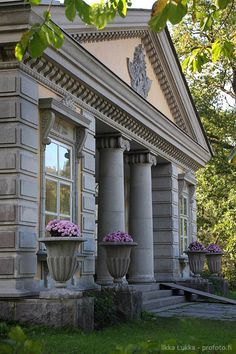 Manor of Espoo. Old Mansions, Mansions Homes, Cities In Finland, Saunas, Manor Houses, Urban City, Country Estate, Helsinki, Homeland