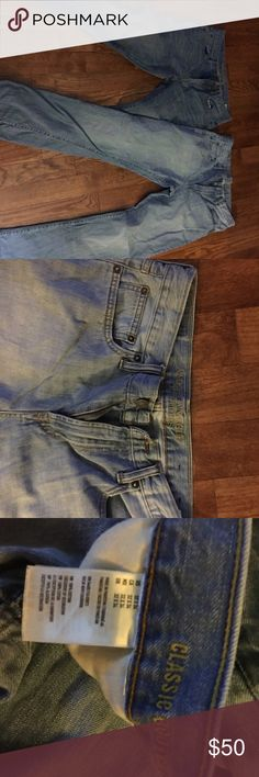 American Eagle bootcut jeans 3 pairs of American Eagle classic bootcut jeans American Eagle Outfitters Jeans Bootcut