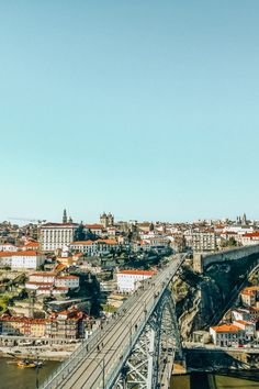 Top 10 Instagrammable Places in Oporto - The Traveler Sisters Douro, I Have A Dream, Paris Skyline, Places To Go, Sisters, Explore, Pictures, Photos, Wallpaper