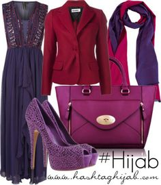 Hashtag Hijab Outfit #329