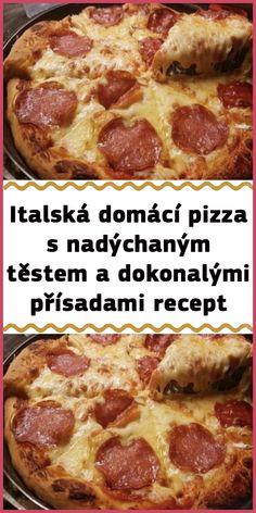 Pepperoni, Mozzarella, Pesto, Pizza, Food, Essen, Meals, Yemek, Eten